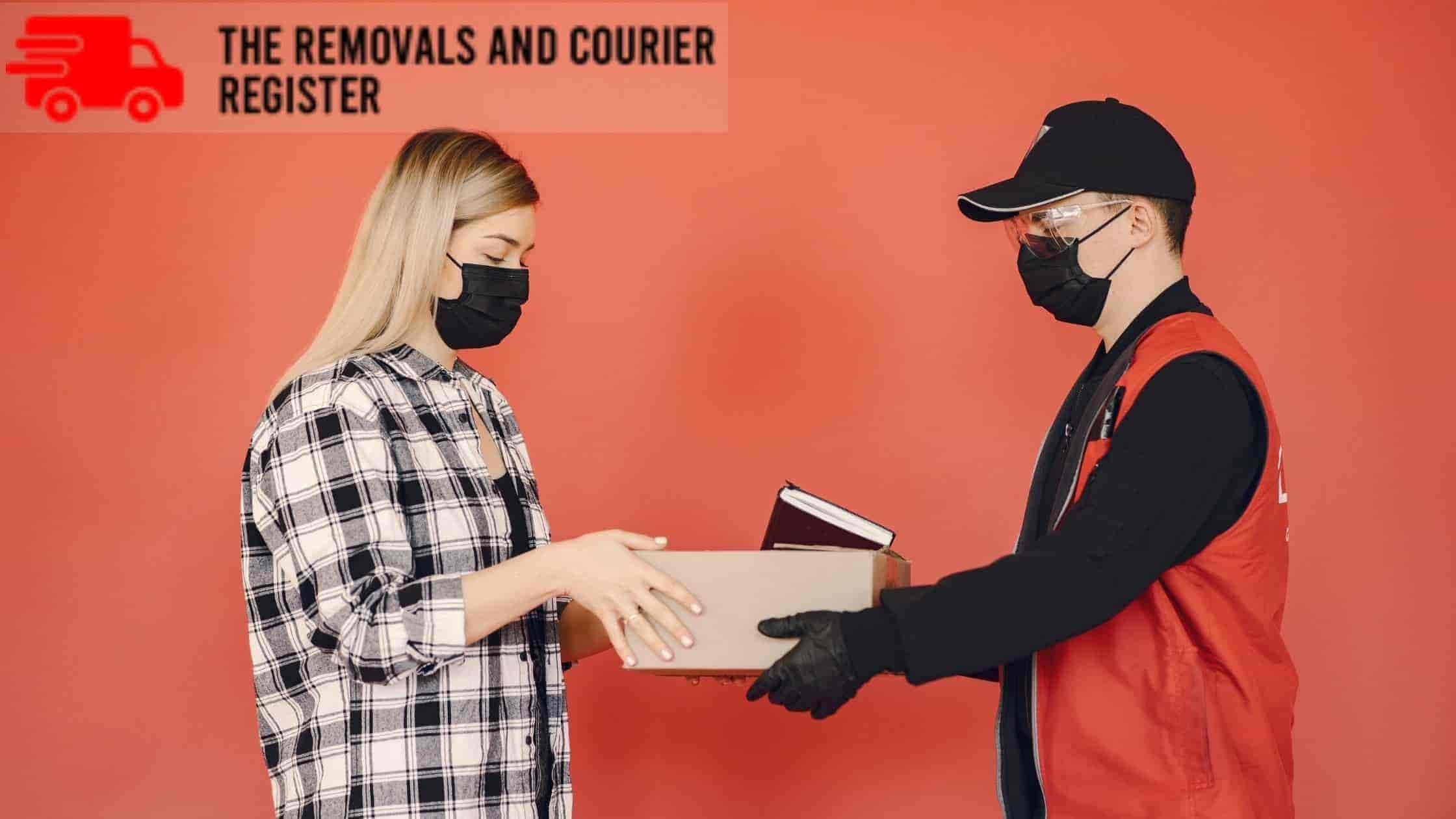 The Removals And Couriers Register